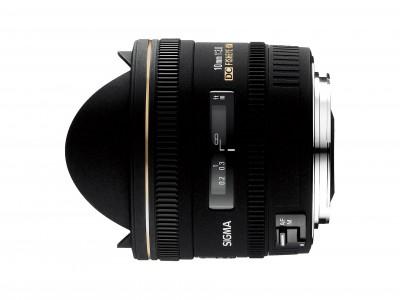 10mm f/2.8- EX DC HSM NIKON