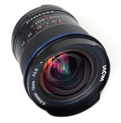 Venus Optics 12mm f/2.8 Zero Distortion per Canon EOS R