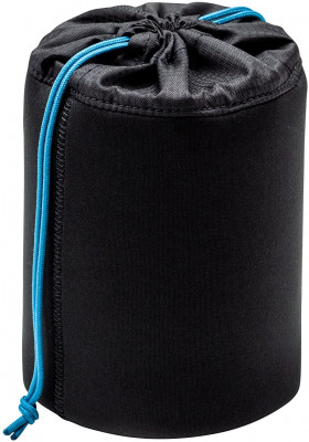 Soft Lens Pouch 6x4.5in Black