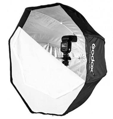 GODOX SOFT BOX OCTA 80 A OMBRELLO UNIVERSALE SB-UBW80