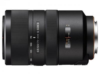 SAL 70-300mm f/4.5-5.6 G SSM II (SAL70300G2)
