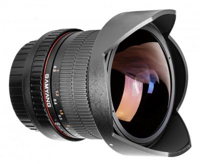 8mm f/3.5 UMC CANON CSII