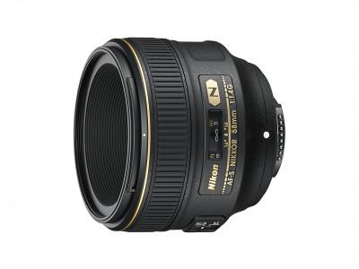 58mm f/1.4 G AF-S NIKKOR