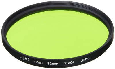 Filtro HMC X0 (Yellow-Green) 72mm