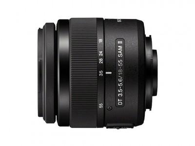 SAL DT 18-55mm f/3.5-5.6 SAM II (SAL1855-3)