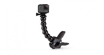 GoPro JAWS FLEX CLAMP MOUNT - Morsa con braccio regolabile