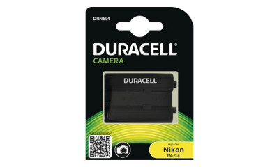 Duracell Batteria EN-EL4 11,1 VOLT 2200MAH NIKON