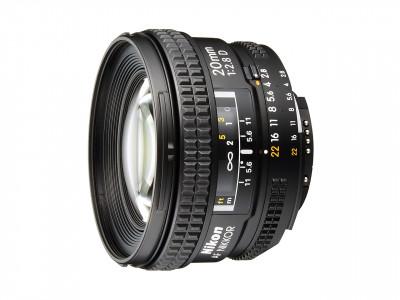20mm f/2.8 D AF NIKKOR