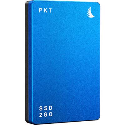 SSD2GO PKT MK2 1TB Blue