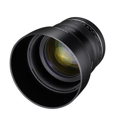 Premium XP 85mm f/1.2 CANON