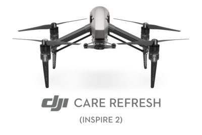 DJI Care Refresh Inspire 2 Card