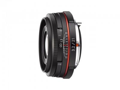 HD DA 21mm f/3.2 AL BLK - Limited Edition