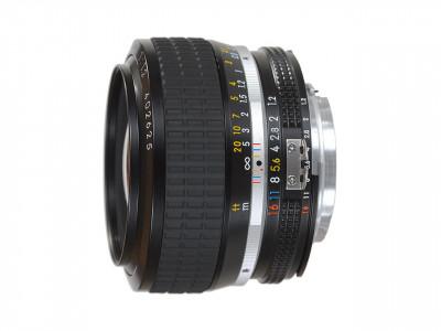 50mm f/1.2 AI NIKKOR