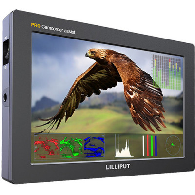"LILLIPUT MONITOR Q7PRO 7"" HDMI + SOFTWARE FUNCTION"