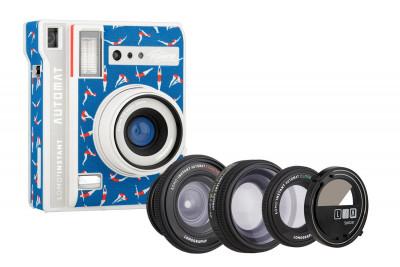 Lomo'Instant Automat & Lenses Riviera