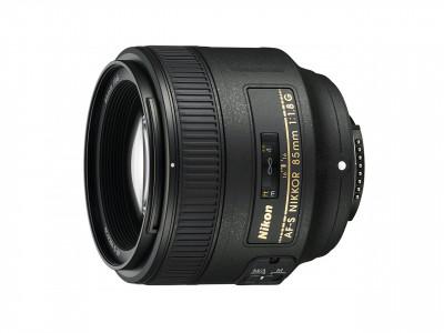 85mm f/1.8 G AF-S NIKKOR