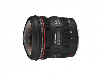 EF 8-15mm f/4.0 L USM FISHEYE