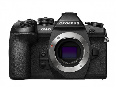 E-M1 II Body black