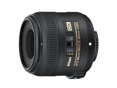 40mm f/2.8 G AF-S DX Micro NIKKOR