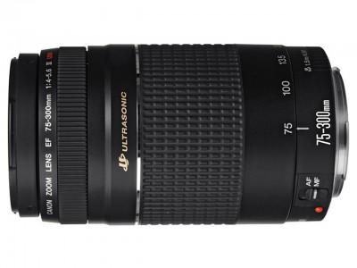 EF 75-300mm f/4.0-5.6 III USM
