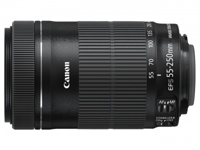 EF-S 55-250 f/4.0-5.6 IS STM
