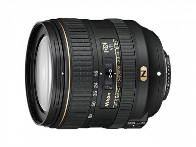 16-80mm f/2.8-4E ED VR AF-S DX NIKKOR
