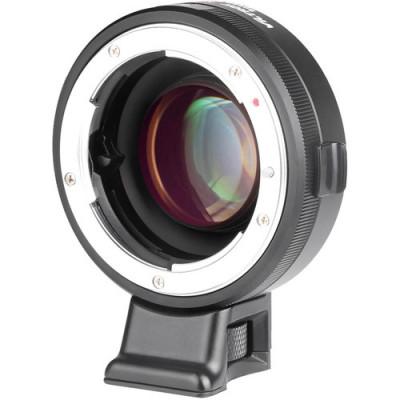 Adattatore Speedbooster NF-E Nikon F & G su Sony E APS-C