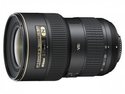 16-35mm f/4G VR ED AF-S NIKKOR
