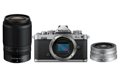 Z fc + Z DX 16-50 SL + 50-250 + SD 64GB