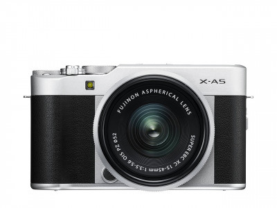 X-A5 + XC 15-45 SILVER
