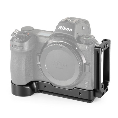 L-BRACKET FOR NIKON Z6 AND NIKON Z7 CAMERA 2258