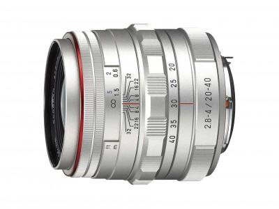 HD DA 20-40mm f/2.8-4 ED DC WR Limited SIL