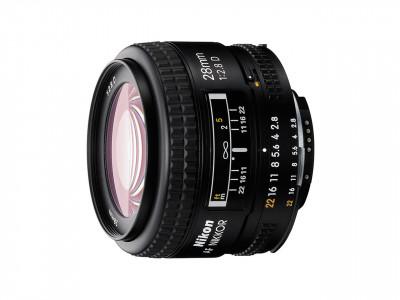 28mm f/2.8 D AF NIKKOR