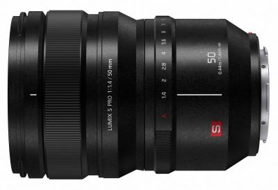 LUMIX S X50mm f/1.4