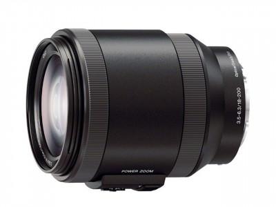 SEL E PZ 18-200mm f/3.5-6.3 OSS Power (SELP18200)