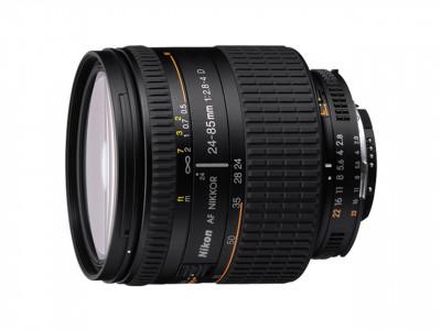 24-85mm f/2.8-4D AF ZOOM NIKKOR