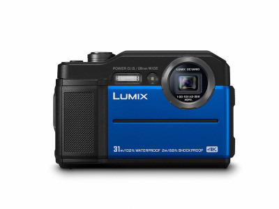LUMIX FT7 BLUE