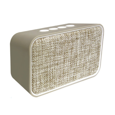SWISS-GO BT-003 CLIO SPEAKER BLUETOOTH BEIGE
