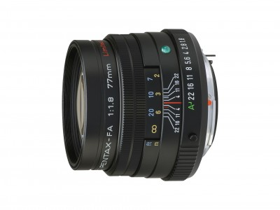 77mm f/1.8 black Limited Edition