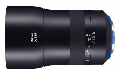 MILVUS 135mm f/2 FOR CANON