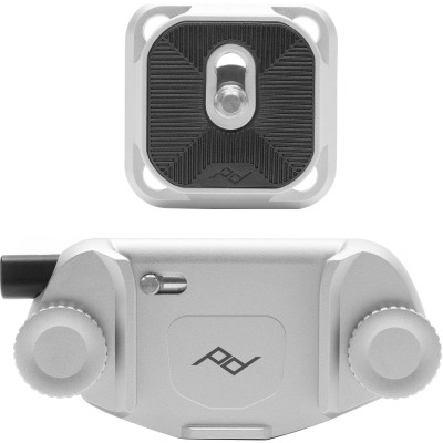 CAPTURE CAMERA CLIP SILVER