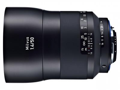 MILVUS 50mm f/1.4 ZF.2 NIKON Fullframe