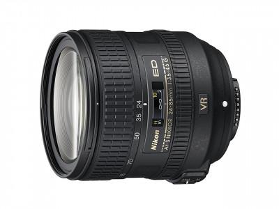24-85mm f/3.5-4.5 G ED AF-S VR