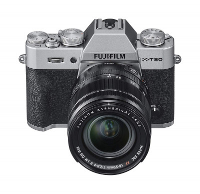 X-T30 SILVER KIT 18-55mm F2.8-4 R LM OIS