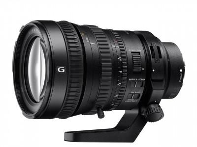 SEL FE PZ 28-135mm f/4 G OSS Power Cinema (SELP28135G)