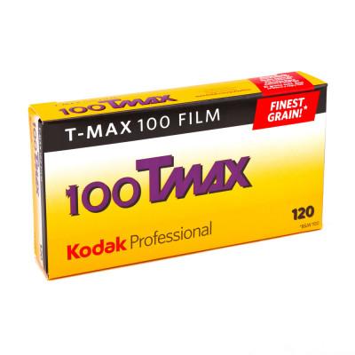 T-MAX 100 120 x 5 Pellicole