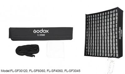 FL-SF SOFT BOX CON GRIGLIA 40X60 PER FL100