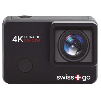 SG-2.1W 12MP WIFI FULL HD 4K ACTION CAM NERA NEW