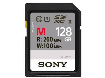 SDXC 128GB M UHS-II