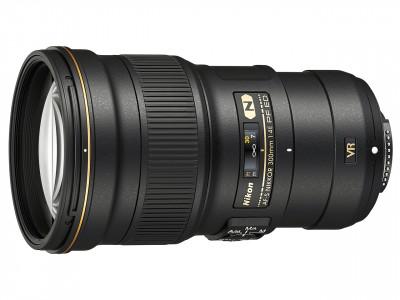 300mm f/4E PF ED VR - NIKKOR